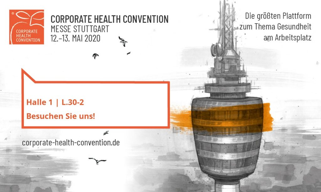 BGM Stuttgart soulaircircle - Corporate Health Convention - Messe Stuttgart