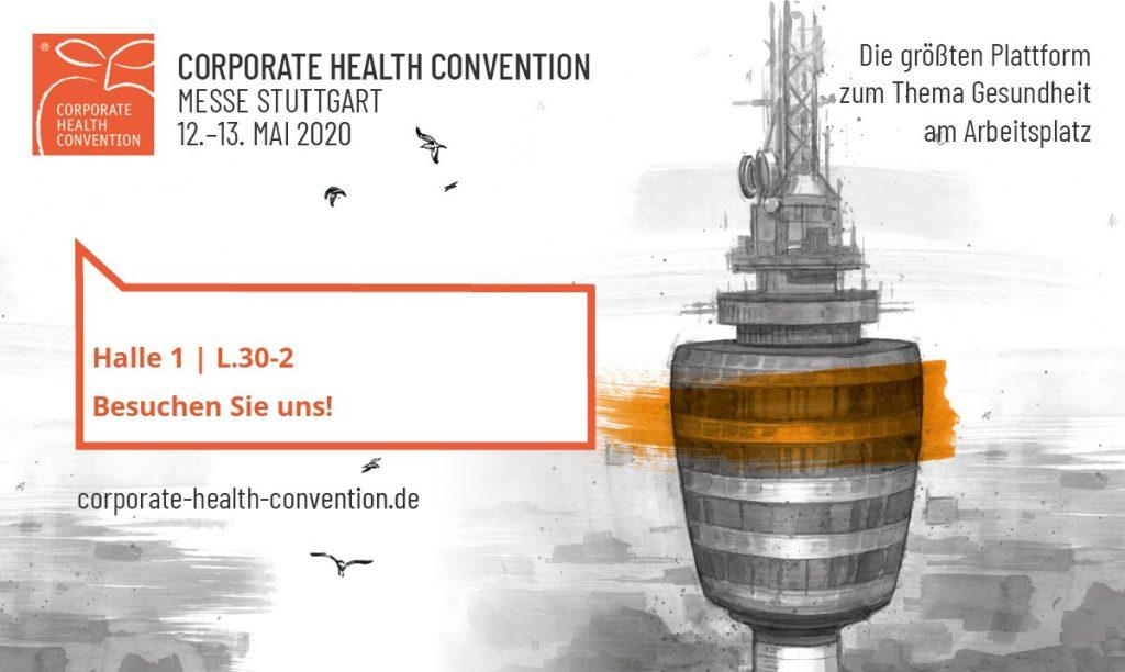 BGM Stuttgart soulaircircle - Corporate Health Convention - Messe Stuttgart